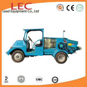 Lpc5-15s Vehicular Hydraulic Pump Concrete Spray Wet Shotcrete Machine pictures & photos