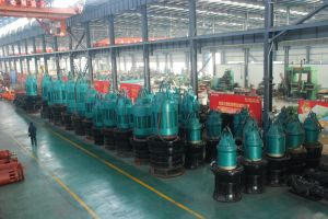 Large Submersible Axial Flow Pump with Planetary Gear Reducer pictures & photos