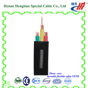 Three Core Movable Flexible Cable and Wire 3*16 Yffb