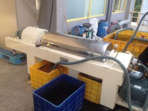 2 Phase Wastewater Decanter Centrifuge pictures & photos