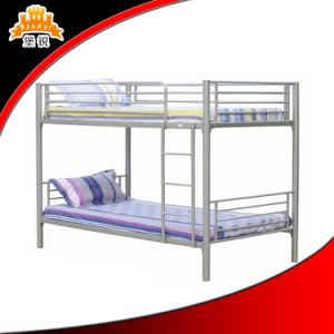 Good Quality School Dormitory Student Steel Metal Bunk Bed pictures & photos