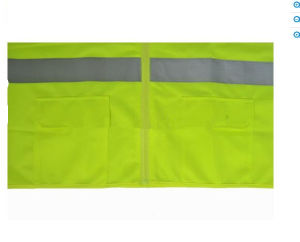 100% Polyester Tricot Traffic Safety En ISO 20471 Reflective Vest pictures & photos