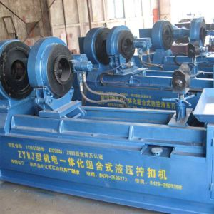 Zynj160-10 Type 360 Degree Continuous Rotary Hydraulic Dismounting Bracket pictures & photos