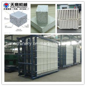 Cement Composite Wall Panel Making Machine pictures & photos