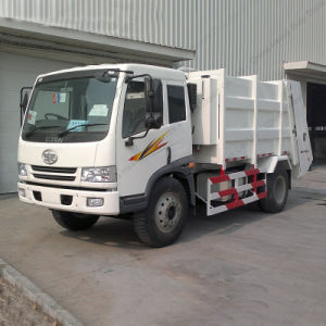 Sinotruk FAW 4X2 10m3 Garbage Truck pictures & photos