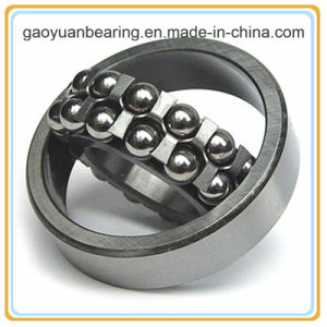 Black Chamfer Corner Self-Aligning Ball Bearing (1306) pictures & photos
