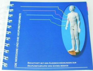 Acupuncture Book pictures & photos