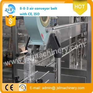 Full Automatic 3 in 1 Bottled Water Filler Plant pictures & photos