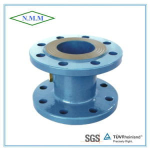 Cast Iron Double Flange End Pipe Connection pictures & photos