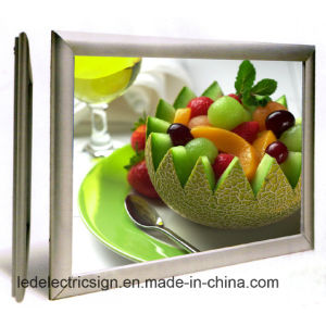 Wholesales Lowest Price Snap Frame LED Light Box pictures & photos