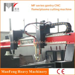 Steel Plate Automatic CNC Gantry Cutting Machine (MF30/40)
