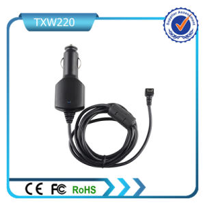 for Garmin Car Charger GPS Tracker with Cable pictures & photos