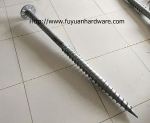 Q235 Heavy Duty Solar Mounting Helix Ground Screw pictures & photos
