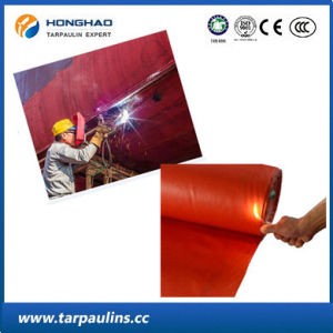 High Strength Fireproof PVC Laminated Tarpaulin Fabric for Cover pictures & photos