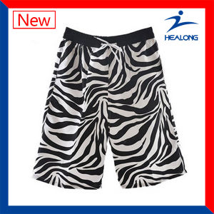 Colorful Design Beach Wear Sublimated Mens Polyester Board Shorts pictures & photos