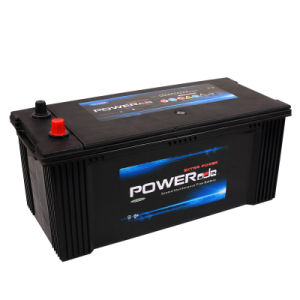 DIN N150 12V150ah Mf Lead Acid Car Battery with RoHS/CE/Soncap