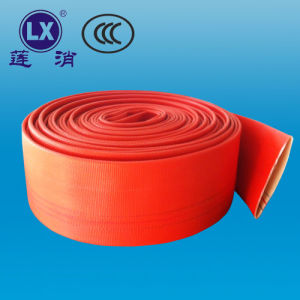 2.5 Inch High Pressure Flexible PU Fire Hose pictures & photos