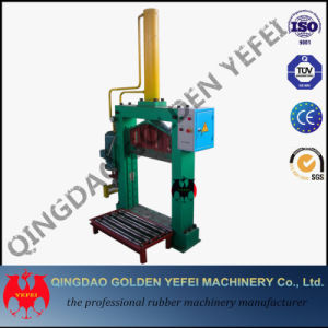 Hydraulic Rubber Cutter Machine for Tire pictures & photos