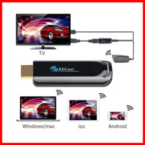 2.4G/5g WiFi Dual Frequency Miracast Airplay Tablet / TV Dongle pictures & photos