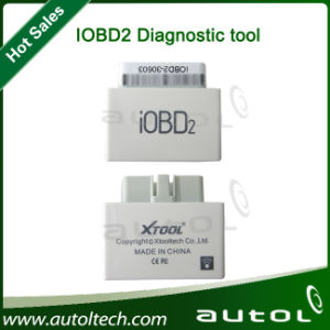 Original Iobd2 Scanner Xtool Hot Sell 2015 New Iobd 2 for iPhone iPod iPad Android by WiFi Bluetooth pictures & photos