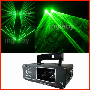 Single Green Two Beam in One Len Professional Laser Light (IGB-S301)