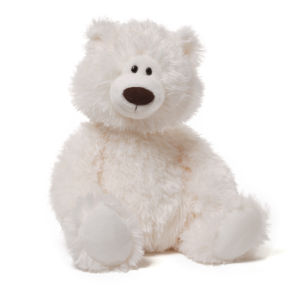 Super Soft and Stuffed White Teddy Bear Stuffed Animal pictures & photos