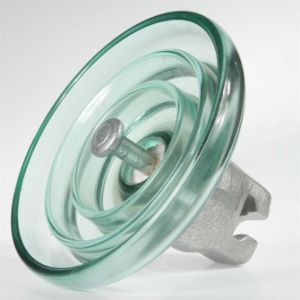 Glass Insulator U70bp/146 pictures & photos