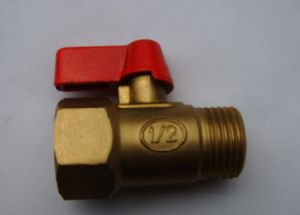 High Quality Brass Ball Valve with Different Series pictures & photos