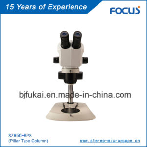 0.68X-4.6X Zoom Stereo Microscope with Competitive Price pictures & photos