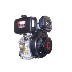 Good Single-Cylinder, 4-Stroke, Air Cooled Diesel Engine