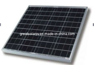 Poly Solar Panel 50watt Factory Direct Export to Africa, South America, Asia pictures & photos