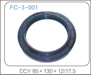 Rubber Oil Seal with Tc Type pictures & photos