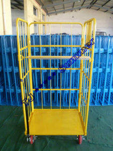 500kg Three Sides Roll Container pictures & photos