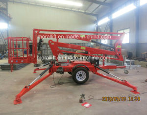 Trailer Boom Lift (TBL) pictures & photos