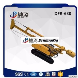 Dfr-630 Hydraulic Static Pile Driver Drilling Rig pictures & photos
