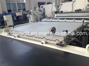 Plastic Wave/Glazed Roof Tile Roller Forming Machine pictures & photos