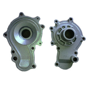 China OEM ODM Aluminum Gravity Casting with ISO 9001 pictures & photos
