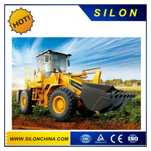 Foton Lovol 5 Ton Wheel Loader FL955f with Lower Price pictures & photos