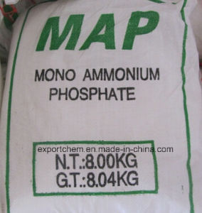Industrial Grade Map Fertilizer 12-61-0 Monoammonium Phosphate pictures & photos