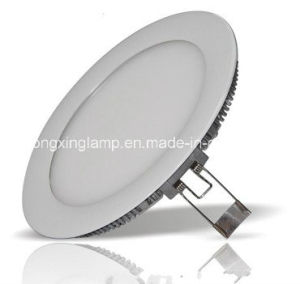LED Panel Lighting 18W Round LED Panel Lamp pictures & photos