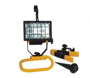 250W Portable Halogen Flood Light pictures & photos