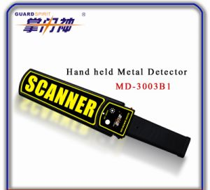 Handheld Metal Detector Md-3003b1 pictures & photos