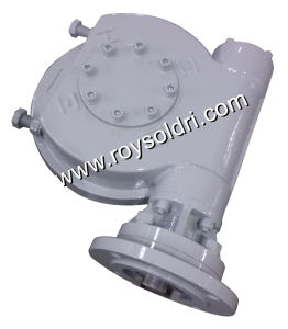 RW6 Electric Operated Worm Gearbox pictures & photos