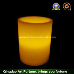 Flameless LED Candle with Timer for Wedding Home Decor pictures & photos