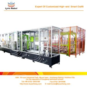Household Trash Bin Automatic Production Line pictures & photos