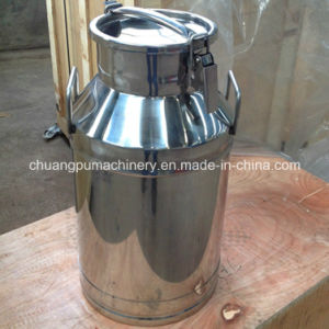 Stainless Steel Milk Bucket Milk Can with Best Sealing Cover/Lid pictures & photos