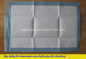 Medical Disposalbe Underpad Hospital Use (LY-DP-2) pictures & photos