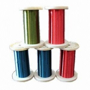 Colored Coated Copper Wire