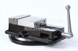 "5"" High Quality Precision Angle Lock Machine Vise, Milling Machine Vise pictures & photos"