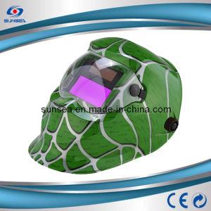 Solar Auto Darking Welding Mask, Welding Hoods Mask, Skull Welding Mask (WSL-100)